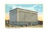 Wannamaker Department Store, Philadelphia Prints