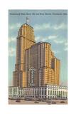 Netherland Plaza Hotel, Cincinnati Posters