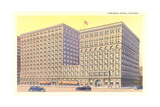 Congress Hotel Prints