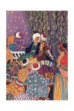Harem Scene Prints