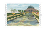 Adler Planetarium, Chicago World Fair Prints