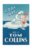 Cool Off with a Tom Collins Art