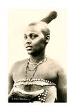 Zulu Beauty Posters