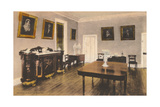The Hermitage, Dining Room Prints