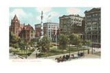 Lafayette Square, Buffalo Prints