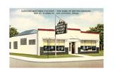 Sanitary Mattress Factory, San Antonio Prints