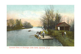 Onandaga Lake Outlet, Syracuse Prints