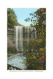 Minnehaha Falls, Minneapolis Posters