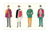 Band Uniforms Art