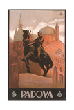Travel Poster for Padua Posters