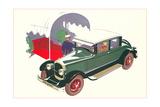 1920s Automobile Print