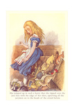 Alice in Wonderland, Jury Box Poster