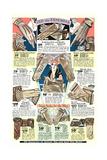 Twenties Clothes Catalog Prints