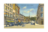 Center Street, Rutland Prints