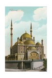 Mohammed Ali Mosque, Cairo Poster