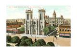 San Fernando Cathedral, San Antonio Prints