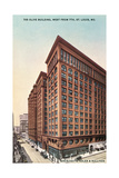 705 Olive Building, St. Louis Prints