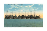 Pacific Torpedo Fleet Posters