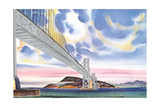 Oakland Bay Bridge Prints