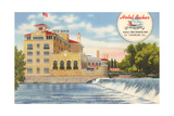 Hotel Baker, St. Charles Posters
