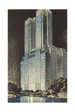 Modern Skyscraper Prints