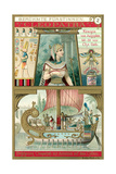 Cleopatra, Famous Princess Prints