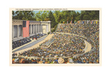 Greek Amphitheatre, Berkeley Posters