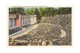 Greek Amphitheatre, Berkeley Posters