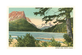 Upper Lake, North Idaho Poster