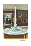 Model of Mckinley Monument, Buffalo Art