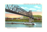 Interstate Bridge, Bellaire Posters
