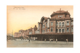 Tokyo Station, Japan Prints