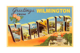 Greetings from Wilmington Prints