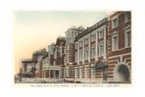 Tokyo Station, Japan Print