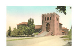 Scottish Rite Temple, Santa Fe Prints