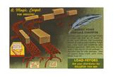Market Forge Portable Conveyor Belt Prints