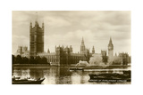Houses of Parliament, London Affiches