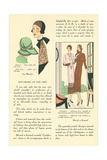 Vintage Fashion Accessories Posters