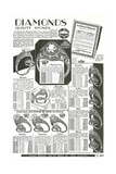 Diamond Rings in Sears Roebuck Catalog Art