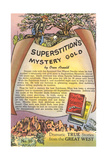 Superstition's Mystery Gold Art