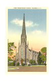 First Presbyterian Church, Columbia Prints