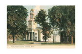 First Parish Church, Concord Posters