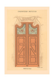 Artistic Carpentry, Door Posters