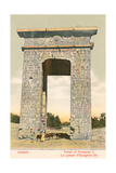 Portal of Euergetes, Karnak Prints