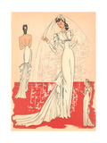 Wedding Gown Poster