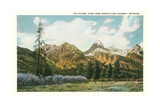 The Tetons, Hoback Pass Plakater