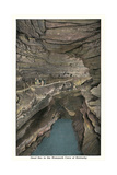 Mammoth Cave, Dead Sea Prints