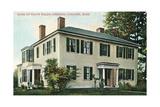 Home of Ralph Waldo Emerson, Concord Art