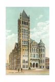 City Hall, Syracuse Posters