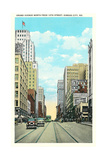 Grand Avenue, Kansas City Prints
